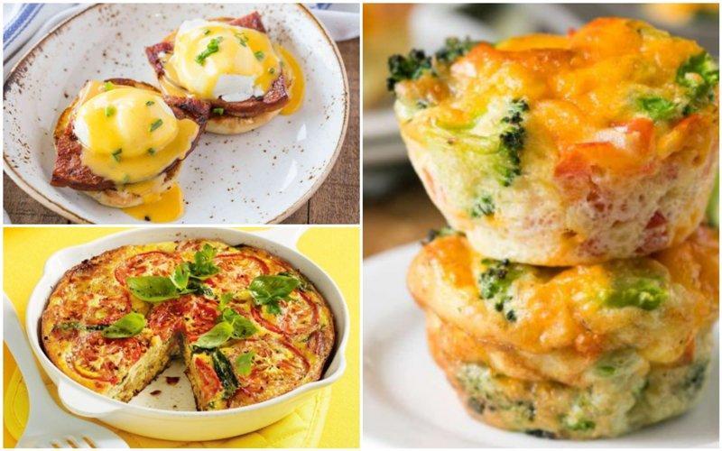 10 Διαφορετικοί τρόποι να μαγειρέψεις τα αυγά, για να μην μένεις στα συνηθισμένα!