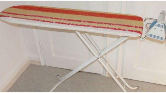 Εύκολες και και πανέξυπνες κατασκευές με την παλιά σιδερώστρα που θα σας σώσουν!