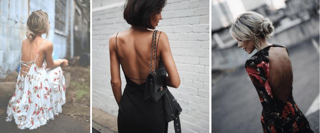 20 Μοναδικά Χτενίσματα για φορέματα με ανοιχτή πλάτη που θα σε κάνουν να ξεχωρίσεις!