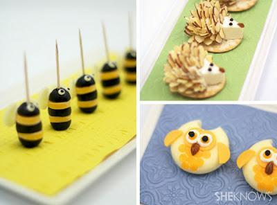 3 Διαφορετικά σνακ για παιδικό πάρτι εύκολα και γρήγορα!
