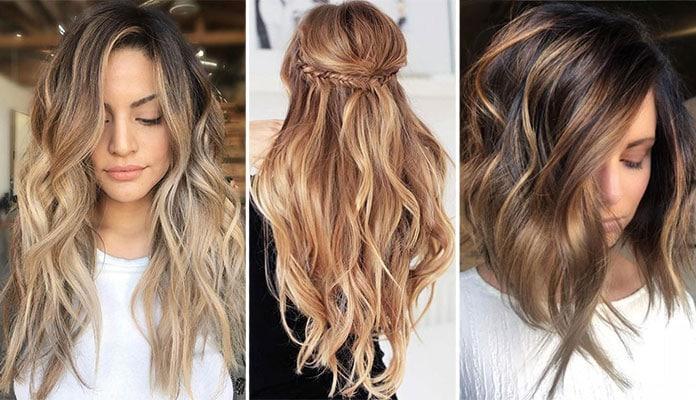 Υπέροχα χτενίσματα με κυματιστά μαλλιά εύκολα και γρήγορα για μοναδικές εμφανίσεις