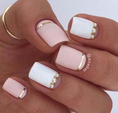 Έχετε κοντά νύχια; Τα πιο εντυπωσιακά και κομψά νύχια μόνο για σας!