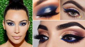 Μοναδικές ιδέες για μακιγιάζ με μπλε μάτια για τις καθημερινές και επίσημες εμφανίσεις σου!
