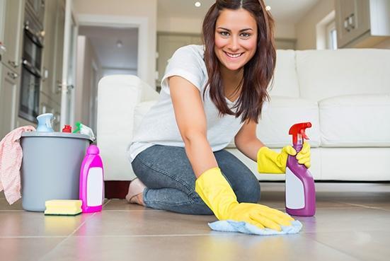 Καθάρισε το σπίτι σου με αυτούς του 6 απίστευτα εύκολους τρόπους