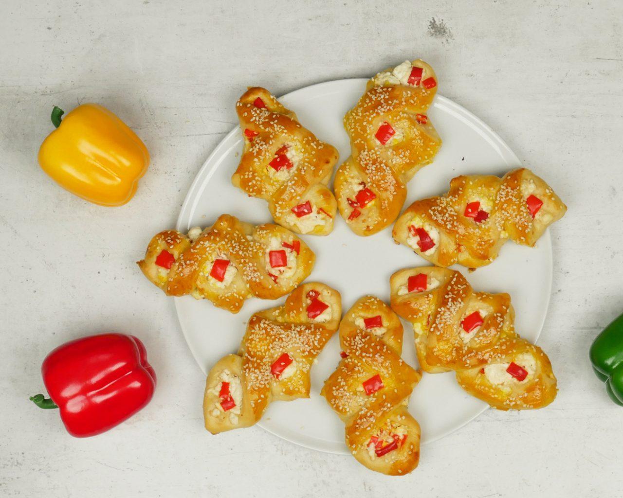 Τα πιο ξεχωριστά τυροπιτάκια ιδανικά για παιδικό πάρτι!