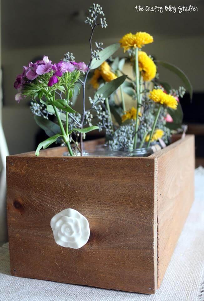17 φανταστικές ανθοσυνθέσεις σε κουτί για να στολίσεις με τον πιο όμορφο τρόπο το χώρο σου