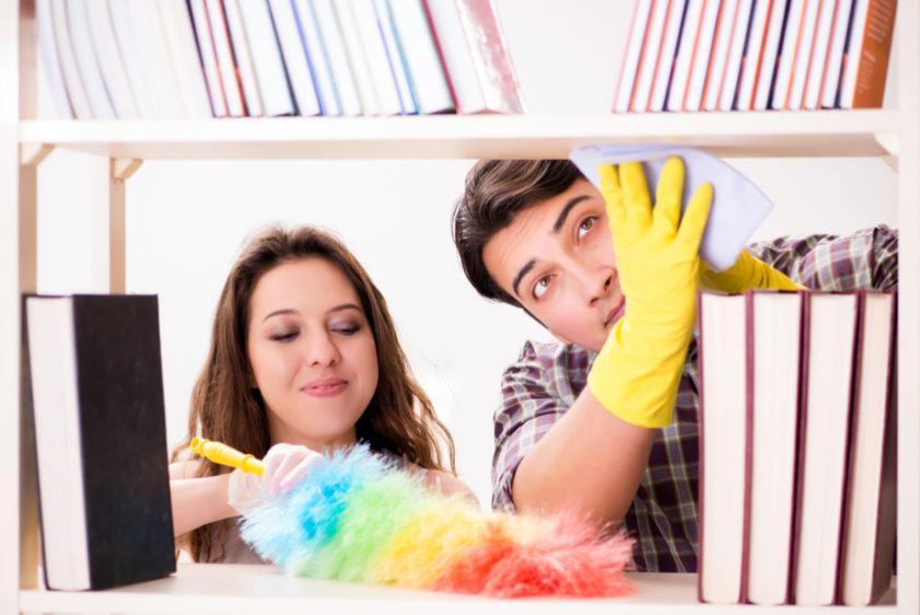 Μήπως το σπίτι σας είναι συνεχώς σκονισμένο; 2 Πράγματα που μάλλον κάνετε λάθος