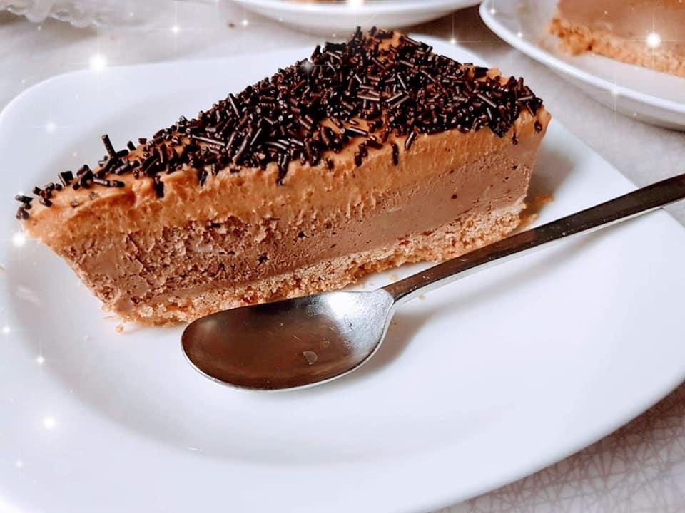 cheesecake με φυστικοβουτυρο! Το τέλειο κέρασμα