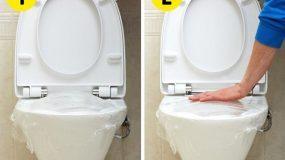 7 Tips για να ξεβουλώσεις τη λεκάνη της τουαλέτας!