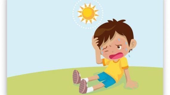 Πολύτιμες συμβουλές για την αντιμετώπιση του καύσωνα με παιδιά στο σπίτι, από τον παιδίατρο Κώστα Νταλούκα