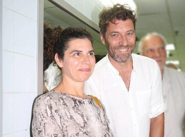 Γιάννης Στάνκογλου: Στο Ηρώδειο με τη σύζυγό του (εικόνες)