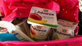 Πάμε παντού με το αγαπημένο μας Advance!  Ο τέλειος συνδυασμός γιαουρτιού με φρούτα και δημητριακά!
