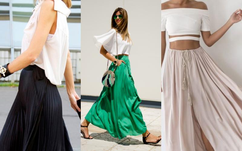 40 Τρόποι για να φορέσετε τη μάξι φούστα και να δείχνετε πιο όμορφη από ποτέ!