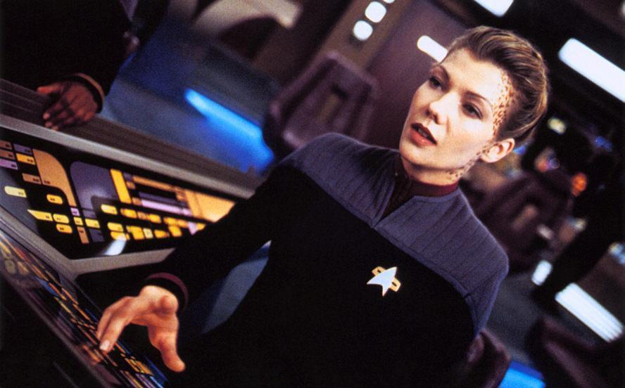 Νεκρή πρωταγωνίστρια του Star Trek