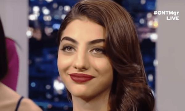 Ειρήνη Καζαριαν-Δεν φαντάζεστε με ποιον πασίγνωστο Έλληνα τραγουδιστή έχει σχέση