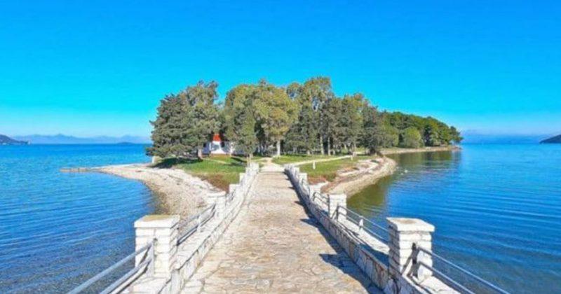 Εσείς το γνωρίζατε; Το μοναδικό ελληνικό γραφικό νησάκι που πας με τα πόδια!