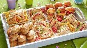 5 λαχταριστές  συνταγές για το πιο ωραίο παιδικό πάρτι!