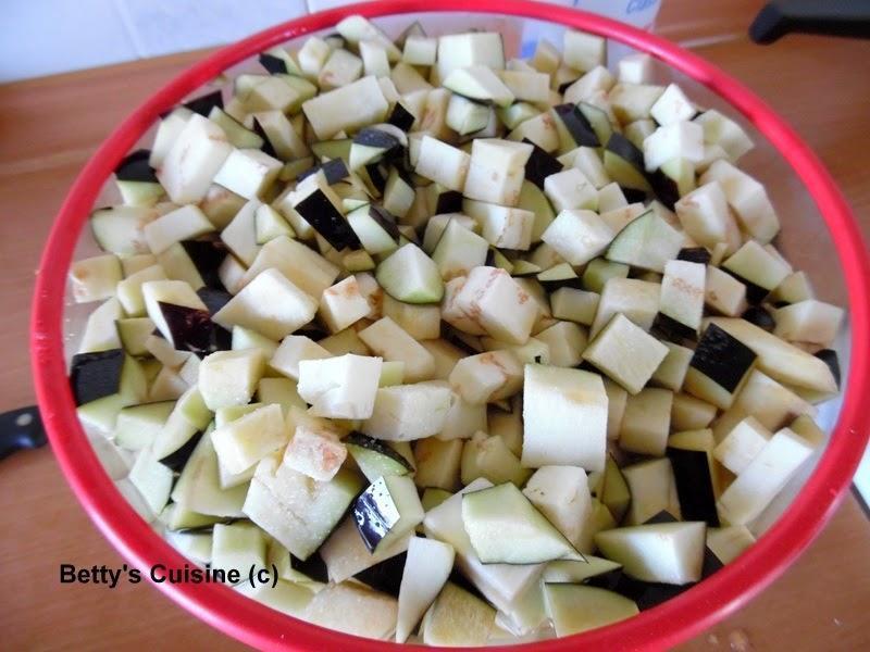 Μελιτζανοσαλάτα με πιπεριά Φλωρίνης και γιαούρτι