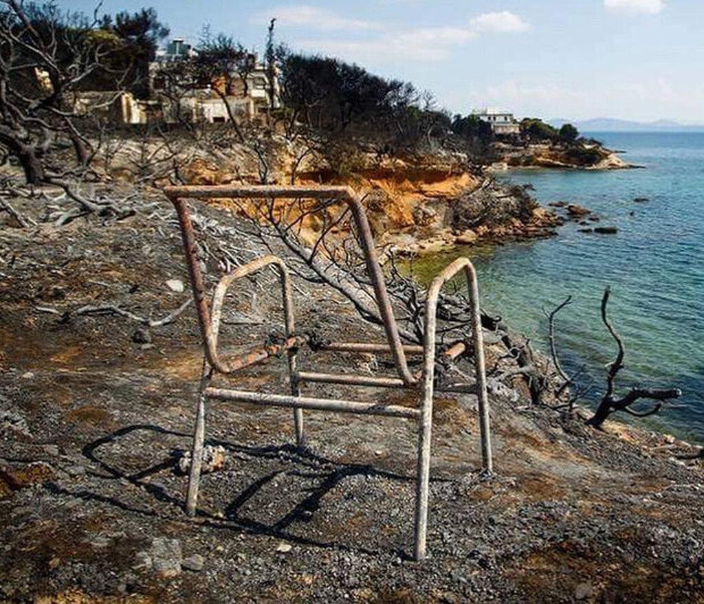 23 Ιουλίου 2018. Η μαύρη μέρα της Ελλάδας.Το συγκλονιστικο βίντεο από την φωτιά στο μάτι