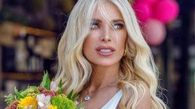 Το look της Κατερίνας Καινούργιου θα σας πείσει να επενδύσετε σε ένα λευκό φόρεμα (εικόνα)