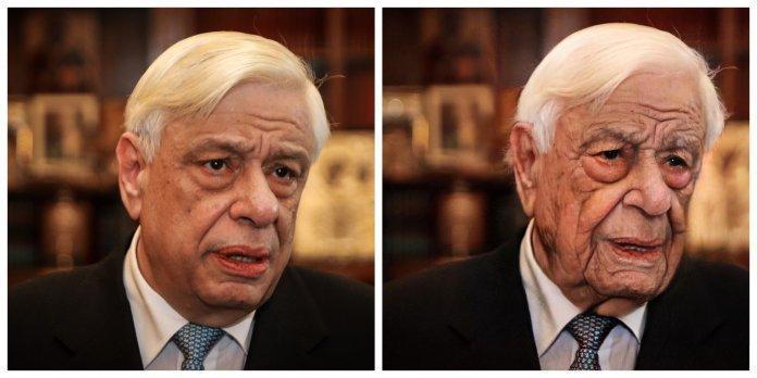 Πώς θα είναι ηλικιωμένοι οι κορυφαίοι πολιτικοί της Ελλάδας;