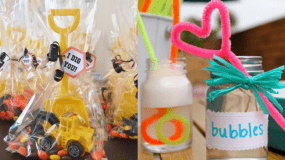 12 απίθανα δωράκια για τους καλεσμένους του παιδικού πάρτι