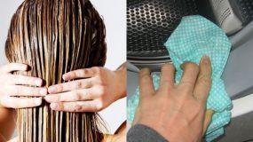 Μαλακτικό Μαλλιών: 17 τρόποι για να το χρησιμοποιήσεις που θα σου λύσουν τα χέρια και δεν είχες ιδέα