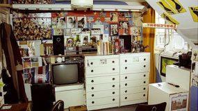 Τα εφηβικά δωμάτια των ΄80ς, ήταν εκείνα που χαρακτήριζαν την παιδική μας ηλικία