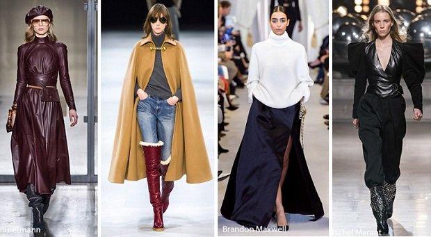 Χειμερινή κολεξιόν στα ρούχα 2019-2020: Ποια δεκαετία είναι στη μόδα φέτος;