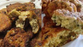 Εύκολοι και τραγανοί μελιτζανοκεφτέδες με τυρί και λίγα υλικά