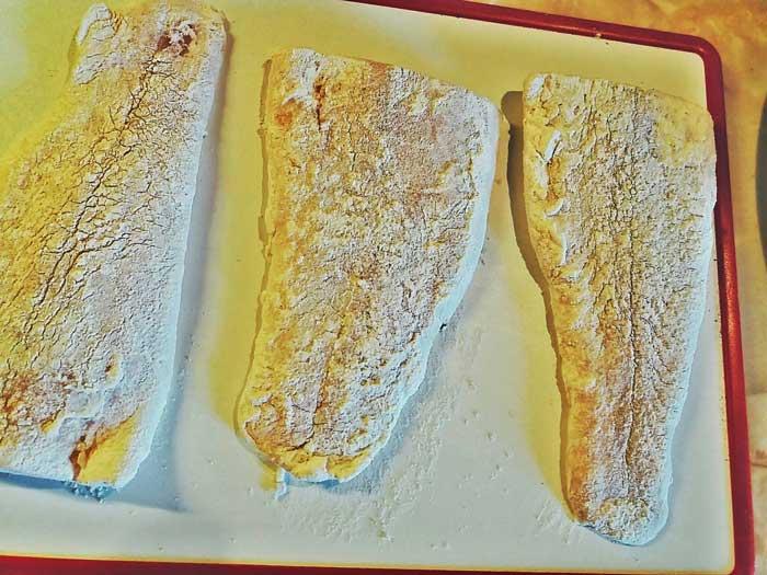 Πέρκα σε λεμονάτη σάλτσα