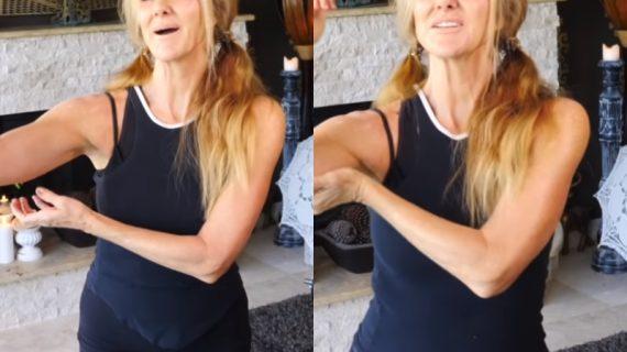 Χαλάρωση στα μπράτσα; Συμβουλές με σίγουρα αποτελέσματα για εσάς που έχετε περάσει τα 50!