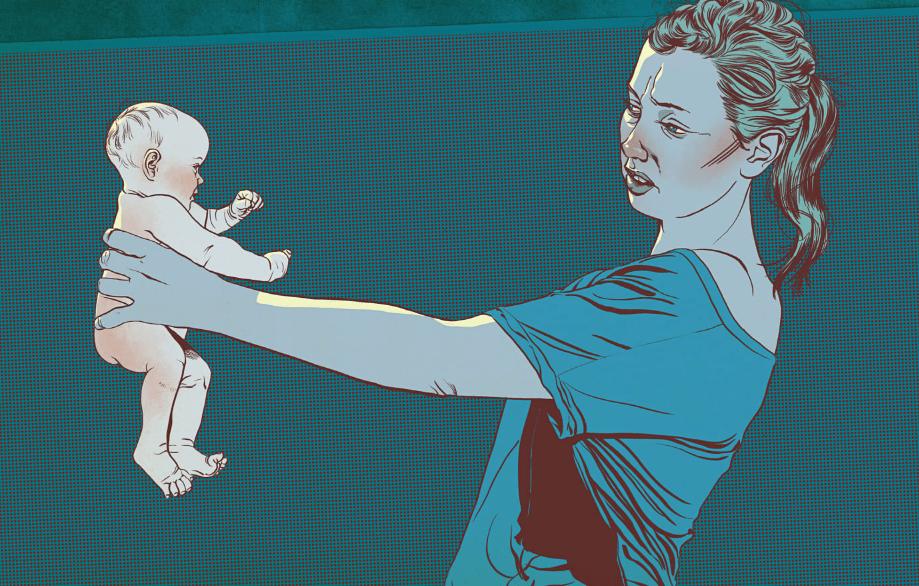 """""""Είμαι εδώ, μέχρι να βρεις και πάλι τον εαυτό σου"""" Για τις μητέρες που αντιμετωπίζουν την επιλόχεια κατάθλιψη"""