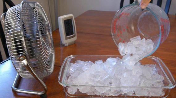 Καύσωνας και ανυπόφορη ζέστη στο σπίτι; 3 Μυστικά δροσιάς που θα σας σώσουν!