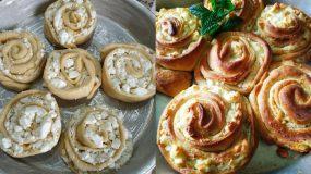 Αλμυρά μαφιν με τυρί και Φιλαδέλφεια : To τέλειο κολατσιό!