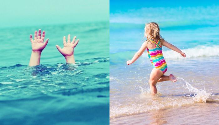 Καλοκαίρι 2020: Οδηγίες προστασίας κατά των πνιγμών