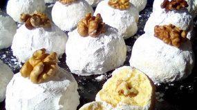 Γλυκάκια με άρωμα λεμονιού!