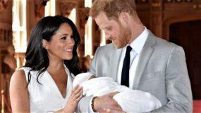 Το royal baby της Meghan και του Harry δεν είναι το μόνο! Τα πιο διάσημα μωρά του κόσμου