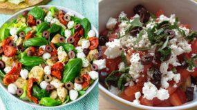 Πέντε δροσιστικές και πρωτότυπες προτάσεις για σαλάτα για το καλοκαίρι!