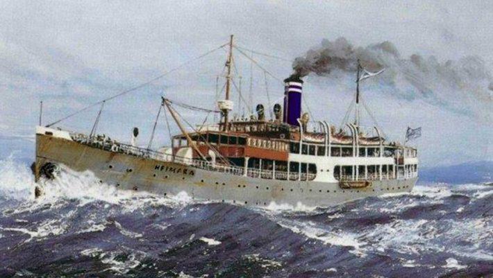 Ο «ελληνικός Τιτανικός»: Το ναυάγιο που έστειλε στον θάνατο 385 επιβάτες