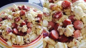 Χορταστικό πρωινό με αυγά