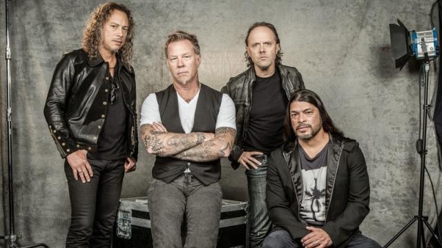 Δωρεά ύψους 250.000 ευρώ σε ογκολογικό παιδικό νοσοκομείο έκαναν οι Metallica!