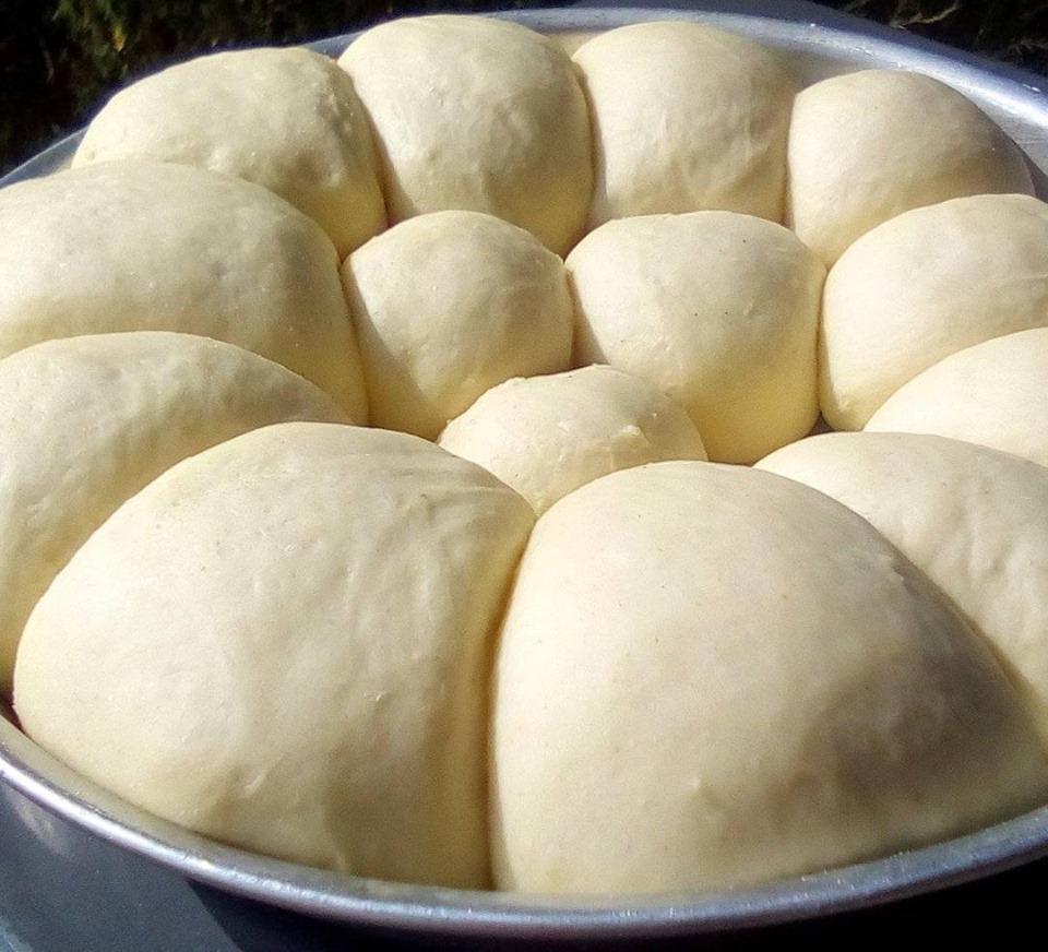 Αφράτα ψωμάκια με γάλα τύπου μαργαρίτα!