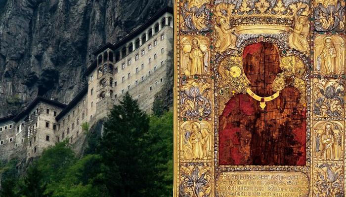 Παναγία Σουμελά: Το μοναστήρι με την θαμμένη εικόνα που έφερε τον Πόντο στην Ελλάδα