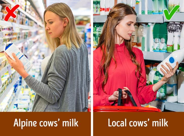 7+1 Λάθη που κάνουμε στο supermarket κατά τις αγορές μας