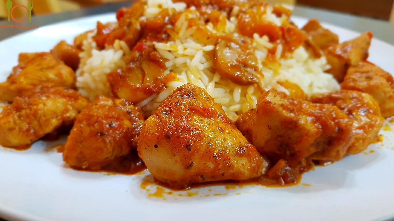 Συνταγή για μεξικάνικο κοτόπουλο!
