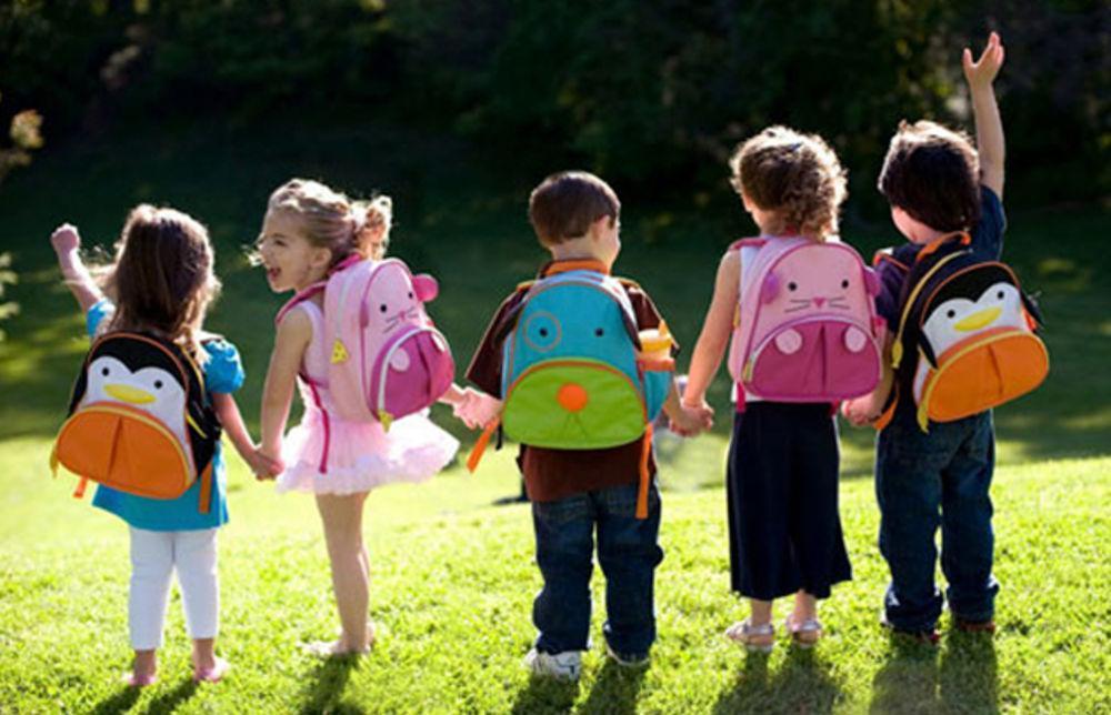Μην πετάς την παλιά σχολική σου τσάντα...Χάρισέ την σε κάποιον που τη χρειάζεται!