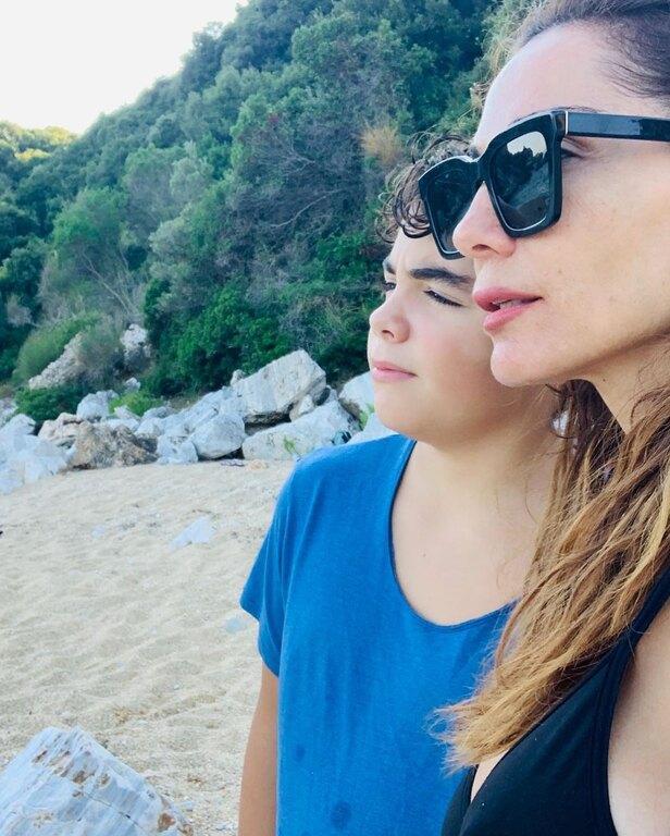 Δείτε φωτογραφίες από τις διακοπές της Δέσποινας Βανδή με την οικογένεια της και διάσημους φίλους!