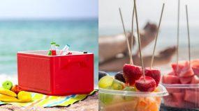 3 πανεύκολοι τρόποι για να διατηρήσετε το φαγητό σας φρέσκο και ασφαλές όσο βρίσκεστε στη θάλασσα!