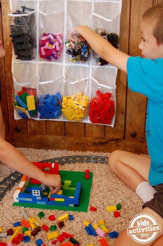 7 Πανέξυπνα κόλπα για την εύκολη και γρήγορη αποθήκευση παιχνιδιών των παιδιών!